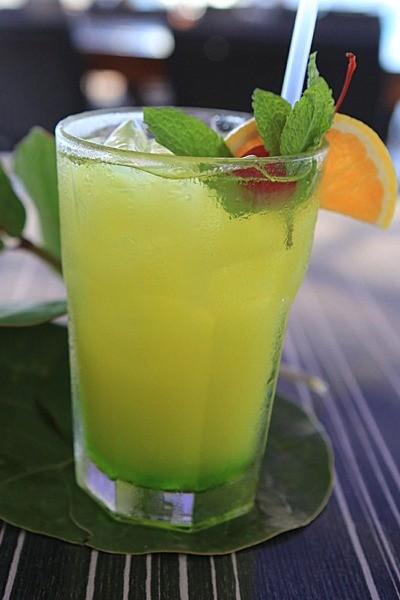 Ocean Echo - Ocean sand Lemonade